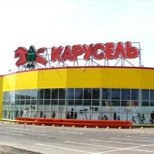 Гипермаркеты Зуевки