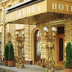 Гостиницы Зуевки