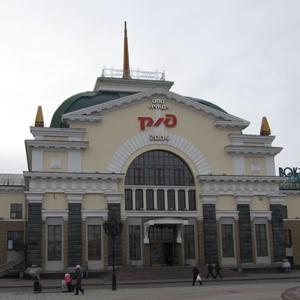 Железнодорожные вокзалы Зуевки